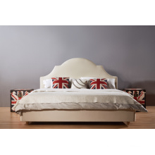 Modern Fabric Bed in Bedroom Furniture (A03)