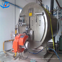 WNS horizontal oil (gas) steam boiler heavy fuel oil boilers