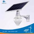 DELIGHT DE-SG01 Lámpara de jardín para exteriores, luz solar para jardín