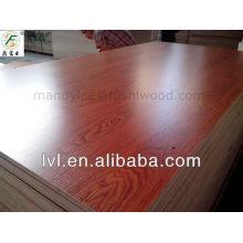 18mm Melamin-Sperrholz für Möbel