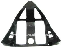 carbon fiber moto parts V piece for Aprilia