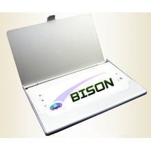 Advertising Gifts Aluminum Name Card Holder