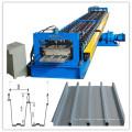 Ce e ISO Certifacation Deck Floor Roll dá forma à máquina