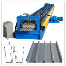 Petit pain de plancher de plate-forme de Certifacation de Ce et d'OIN formant la machine
