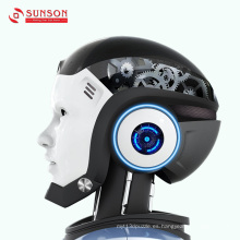 Consulta Robot de forma humana