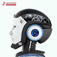 Inquiry Human Shape Robot