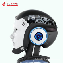 Inquiry Human Shape Robot