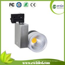Rail d'éclairage de 30W LED COB avec 2 ans de garantie