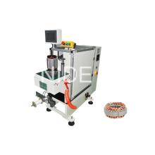 Fan Motor Stator bobina Slot Enrolamento Lacing Machine