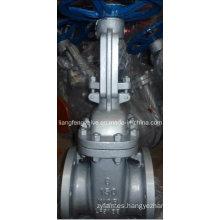 Válvula de puerta de acero al carbono RF