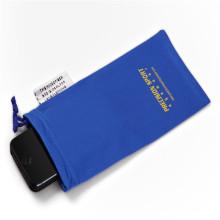 Beliebteste Werbeartikel Calico Drawstring Tasche