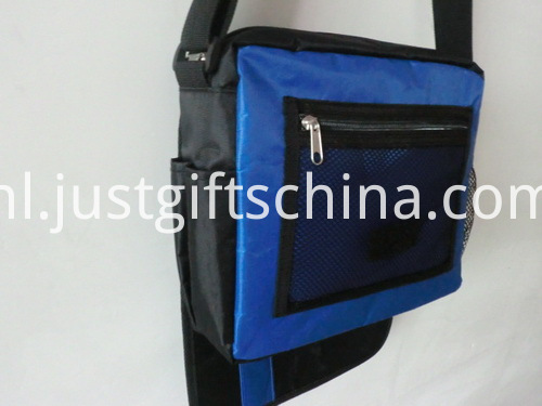 Custom 420D Polyester Messenger Shoulder Bags (3)