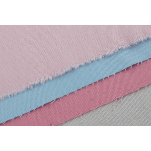 Vävt tyg Plain Dyed Cotton Fabric Factory Price