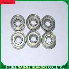 Easily assembly miniature ball bearing 608zz