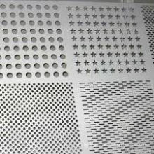 ISO9001 Perforated (punching) Metal Mesh