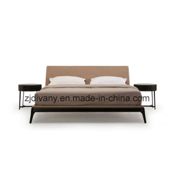 Europäischen Stil Home Möbel Schlafzimmer King Bett Möbel (A-B44)
