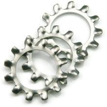 Lavadora fuerte de la cerradura externa de acero plateada cinc Proveedores