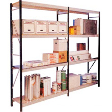 Estantería de almacén de peso medio Estantería de taller de estantería de almacenamiento