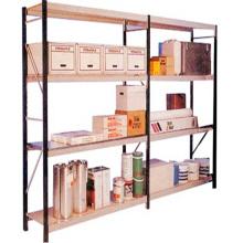 Rack de armazém de peso médio Storage Equipment Shelf Workshop Shelving