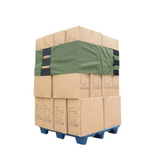 Reusable Adjustable Pallet Shrink Wrap  with Hook and Loop