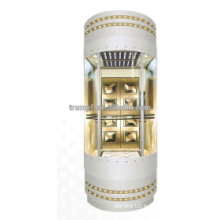 Luxury And Modern Observation Small Elevator