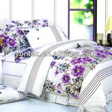 Designs Printed bedding set pigment rotary printed designs