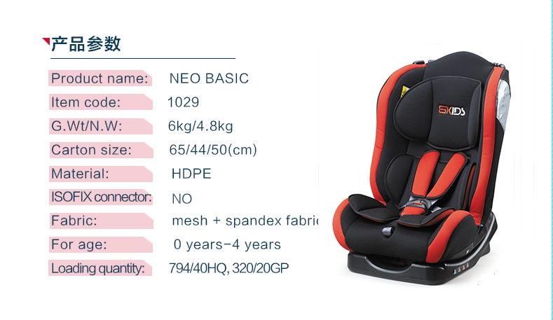 NEO BASIC PRODUCT DETAIL