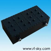 Filtro de cavidad de emisión PIM de paso bajo FX-360-367-10-01