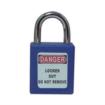 CE-Zertifizierung genehmigt 25mm kurze Schäkel Edelstahl Schäkel ABS Körper Sicherheit Vorhängeschloss