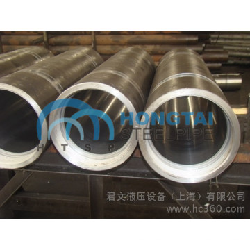 DIN 2391 St52 Tubo de acero afilado para cilindro hidráulico