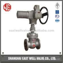 Large size wedge gate valve