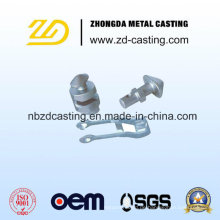 Bahnteile mit Investment Stahl Casting