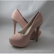 New Style Fashion Chaussures à talons hauts (HCY03-148)