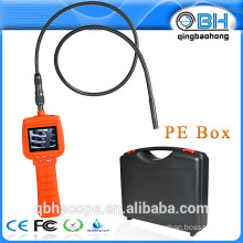 remote control sewer inspection camera borescope under vehicle inspection system