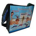 Competitive Price OPP Lamination Non-Woven Shoulder Shopping Bag