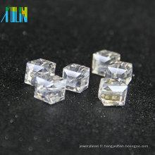 Perles de rocaille en verre de haute qualité