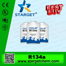 r134a refrigerant gas used for car air conditioning