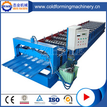 CE Standard Zinc Roof Metal Panel Panel Forming Machine