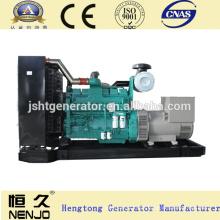 Chinesischer berühmter YUCHAI YC6A210L-D20 Dieselaggregat 120KW / 150KVA Dieselaggregat