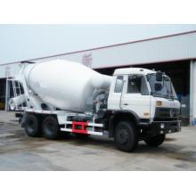 Camion de ciment de camion de bétonnière 8t