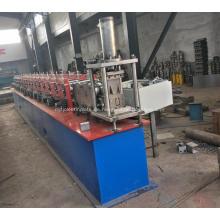 Stahlband u Kanalschienenbiegemaschine
