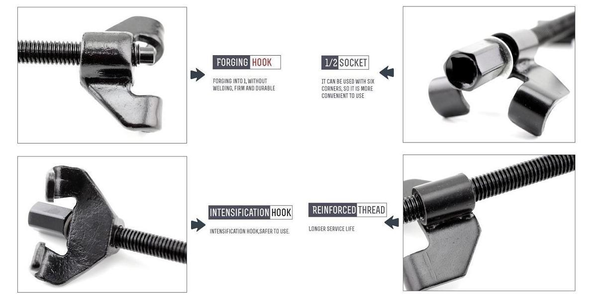 coil spring compressor details
