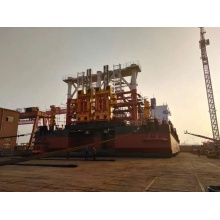 Specifically ship launching by Marine air bag