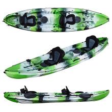 family kayak made in china/china 2+1 kayak