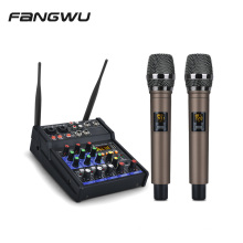 Wholesale Factory Price Mini Sound Mixer With Usb