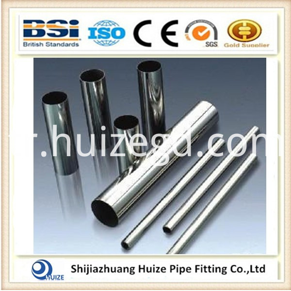 SS304/304L Stainless Steel Tubes