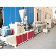 Пластичная машина Штрангпресса для производства поставки воды PVC линия трубы