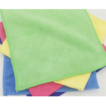 Chiffons de lavage de voiture super absorbants de couleur unie