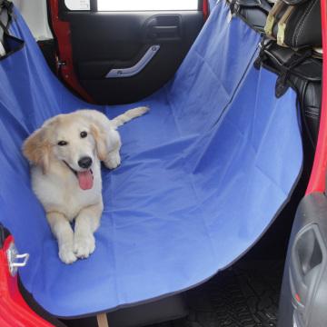 Capa para cadeira de carro portátil para cães à prova d'água à prova de poeira