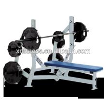 Hammer Stärke flache Bank Gewicht Lagerung